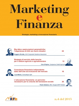 - Marketing e Finanza